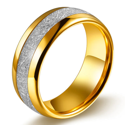 Wiley Hart Men's Wedding Rings Men's Band Rings Unique Mens Wedding Bands Male Wedding Bands Gold or Silver