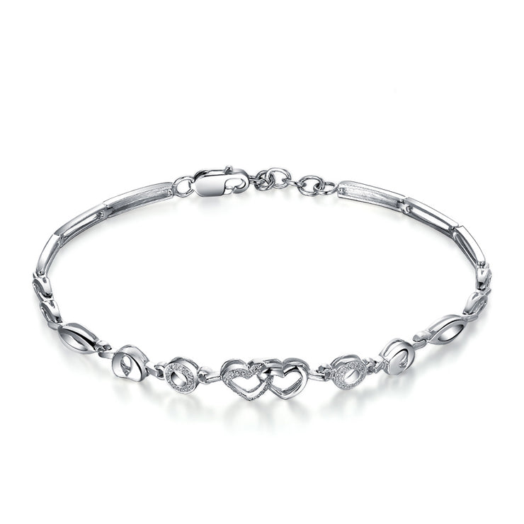 Wiley Hart White Gold Women's Bracelets The Perfect Gift for Her