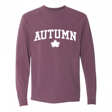 Load image into Gallery viewer, Autumn University Long Sleeves Tee
