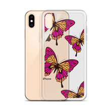 Load image into Gallery viewer, Butterfly iPhone Case