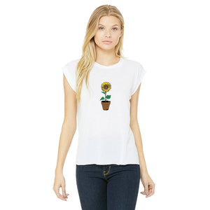 Sunflower Tee 2