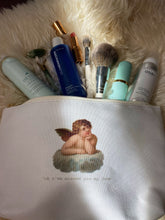 "Load image into Gallery viewer, ""oh I've missed you my love"" Makeup Bag"
