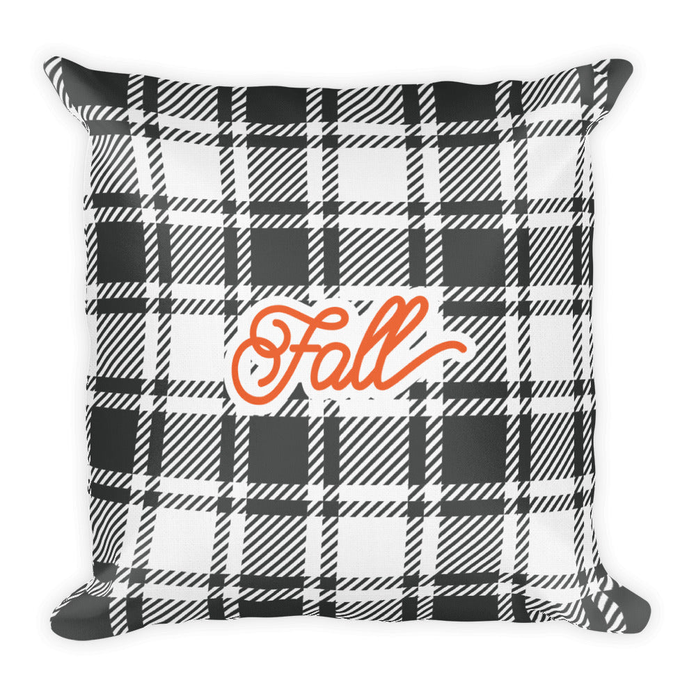 Buffalo Check Fall Premium Pillow