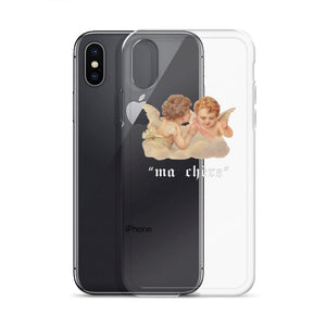 """ma chère"" iPhone 6 - XS max case"