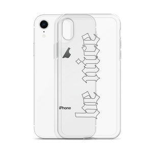 """be nice"" iPhone 6 - XS max Case"
