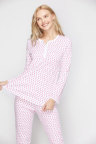 Roller Rabbit Long Sleeve Pajamas