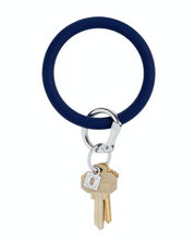 Load image into Gallery viewer, Big O Silicone Key Ring