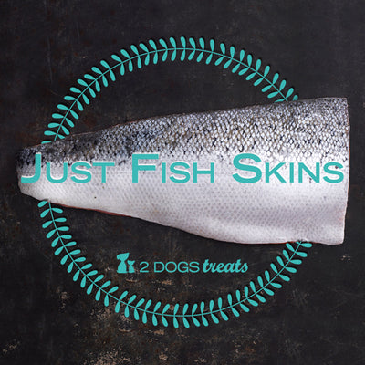 Just Fish Skin Treats - 3.0oz