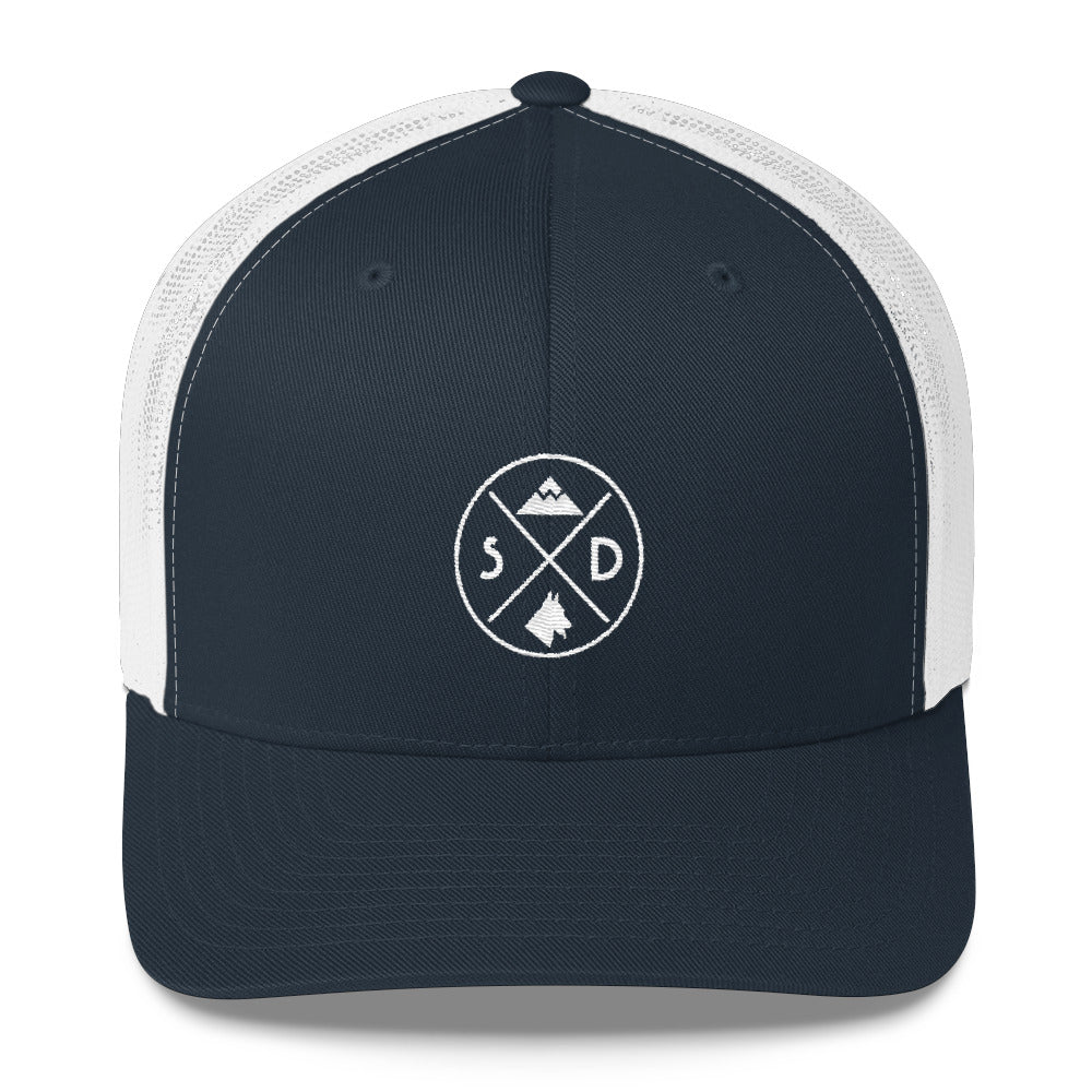 Summit Dog Co. Trucker Hat