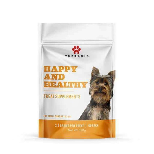 CBD Pet Care | Therabis - Happy and Healthy Soft Chews for Dogs | CBD Pure Beauty