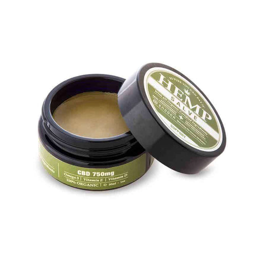 CBD Topicals | Endoca – Hemp Salve 1oz (750mg CBD) | CBD Pure Beauty