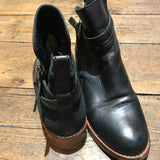 ACNE BOOTS SIZE 37
