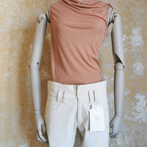 RICK OWENS CYCLOPS COWL TOP