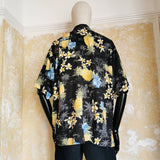 HAWAIIAN SILK SHIRT