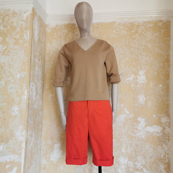 MARNI COTTON SHORTS SIZE IT 40 UK 8 £45