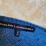 RALPH LAUREN GOLF SILK COTTON KNIT