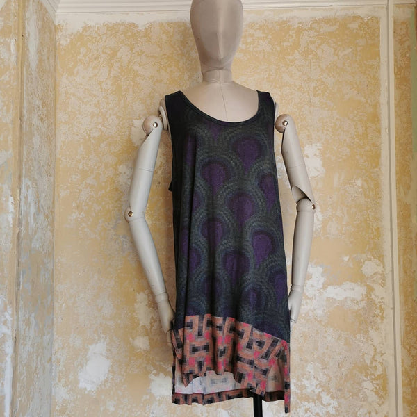 DRIES VAN NOTEN COTTON DRESS