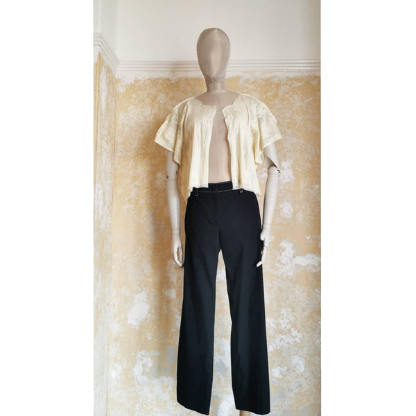 PRADA LIGHT COTTON TROUSERS