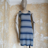 TWENTY TWELVE SILK COTTON DRESS