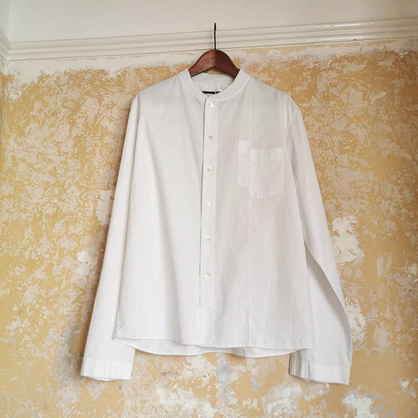 ALEXANDER MCQUEEN MCQ COTTON JACKET/ SHIRT
