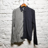 NEIL BARRETT CHECK SHIRT