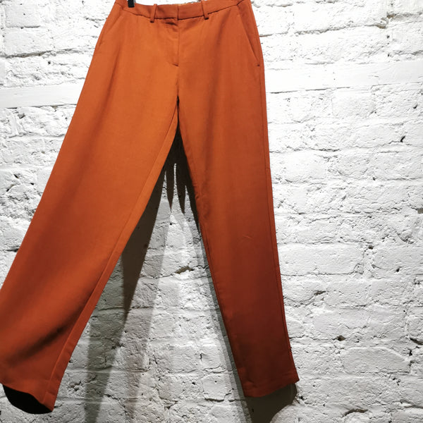 MARGIELA RUST TROUSERS