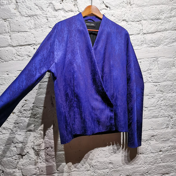 DAMIR DOMA BROCADE JACKET