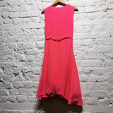CELINE FUCHSIA PINK DRESS