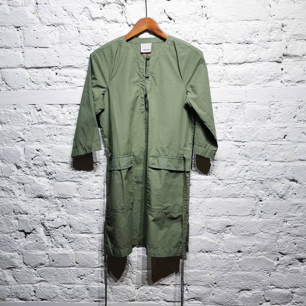MAHARISHI COTTON DRESS
