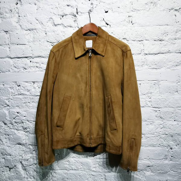 PAUL SMITH SUEDE LEATHER JACKET