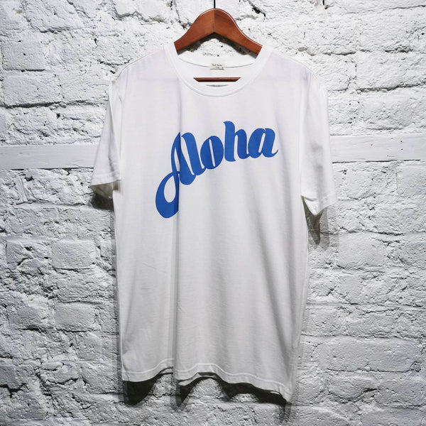 PAUL SMITH ALOHA T-SHIRT