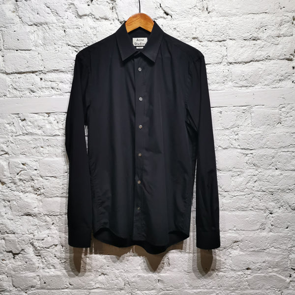 ACNE STUDIOS CLASSIC FIT SHIRT