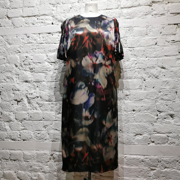 PAUL SMITH SILK DRESS SIZE UK 8