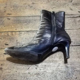 CHANEL BOOTS VINTAGE 37