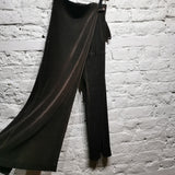 ISSEY MIYAKE PLEATED FOLD OVER TROUSERS/ SKIRT