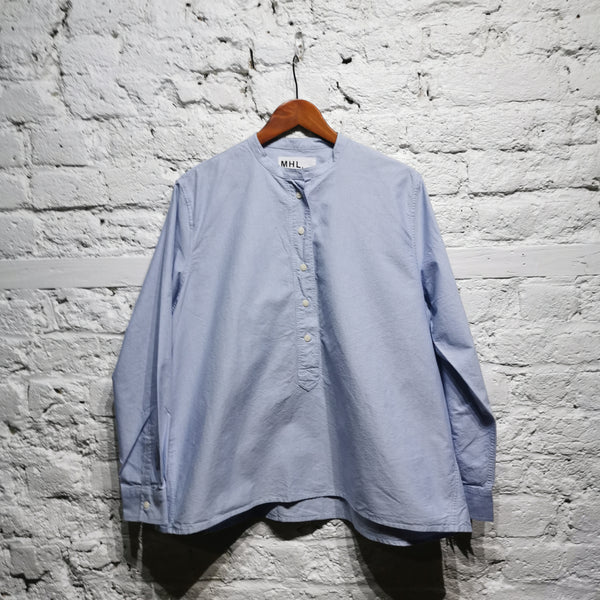 MARGARET HOWELL MHL OVERSIZED SHIRT SIZE M