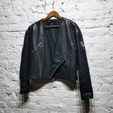 JEAN PAUL GAULTIER CUIR LEATHER ARCHIVE JACKET Size L