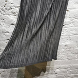 ISSEY MIYAKE PLEATED SKIRT SIZE S