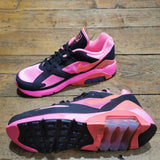 Comme des Garcons Nike Airmax pink trainers size 7