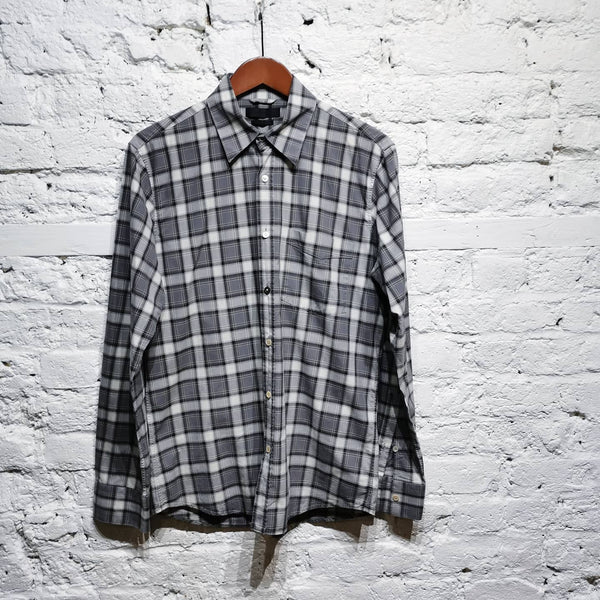 ALEXANDER MCQUEEN CHECKED SHIRT SIZE IT 48