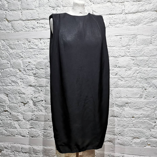ACNE OVERSIZED OPEN BACK DRESS SIZE 36