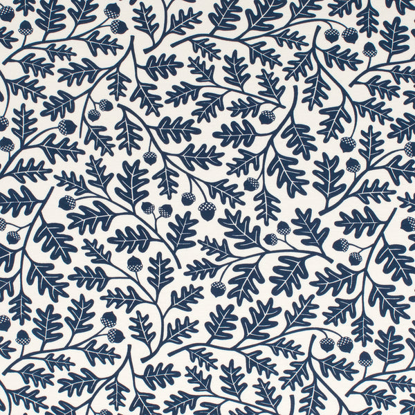 OAK LEAVES NAVY