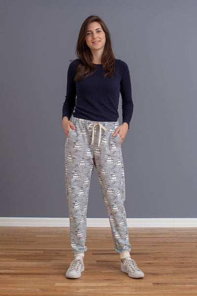 Adult Sweatpants - High Seas Navy