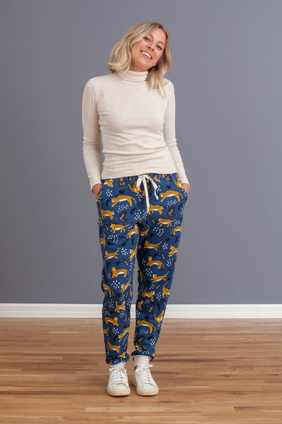 Adult Sweatpants - Wildcats Navy