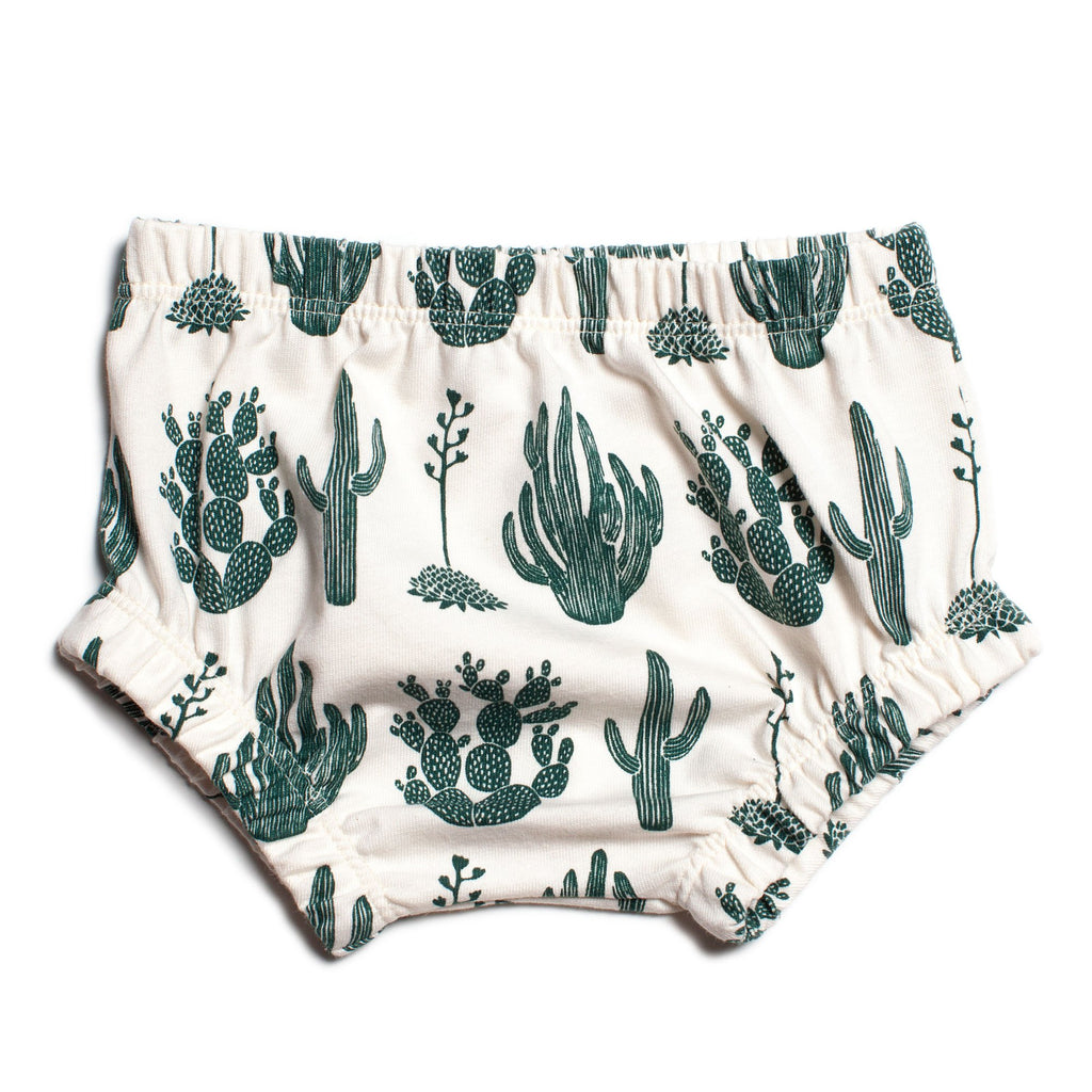 Bloomers - Cactus Green