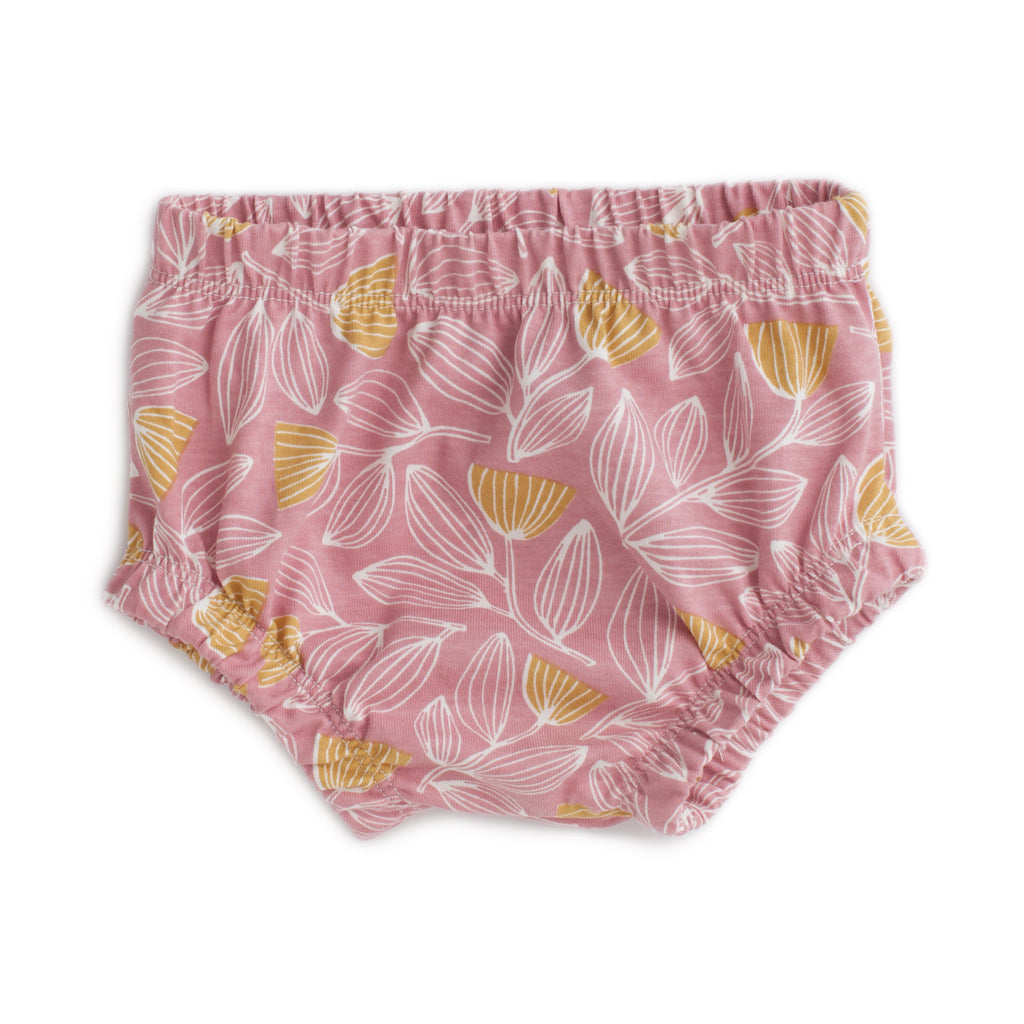 Bloomers - Holland Floral Dusty Pink & Yellow
