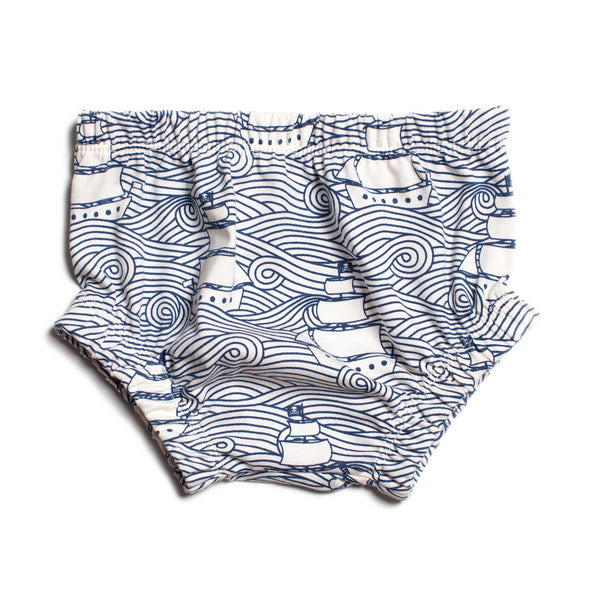 Bloomers - High Seas Navy