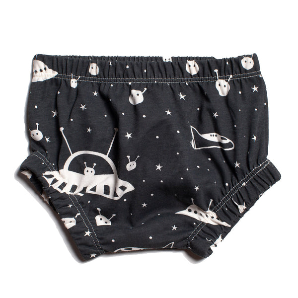 Bloomers - Outer Space Charcoal