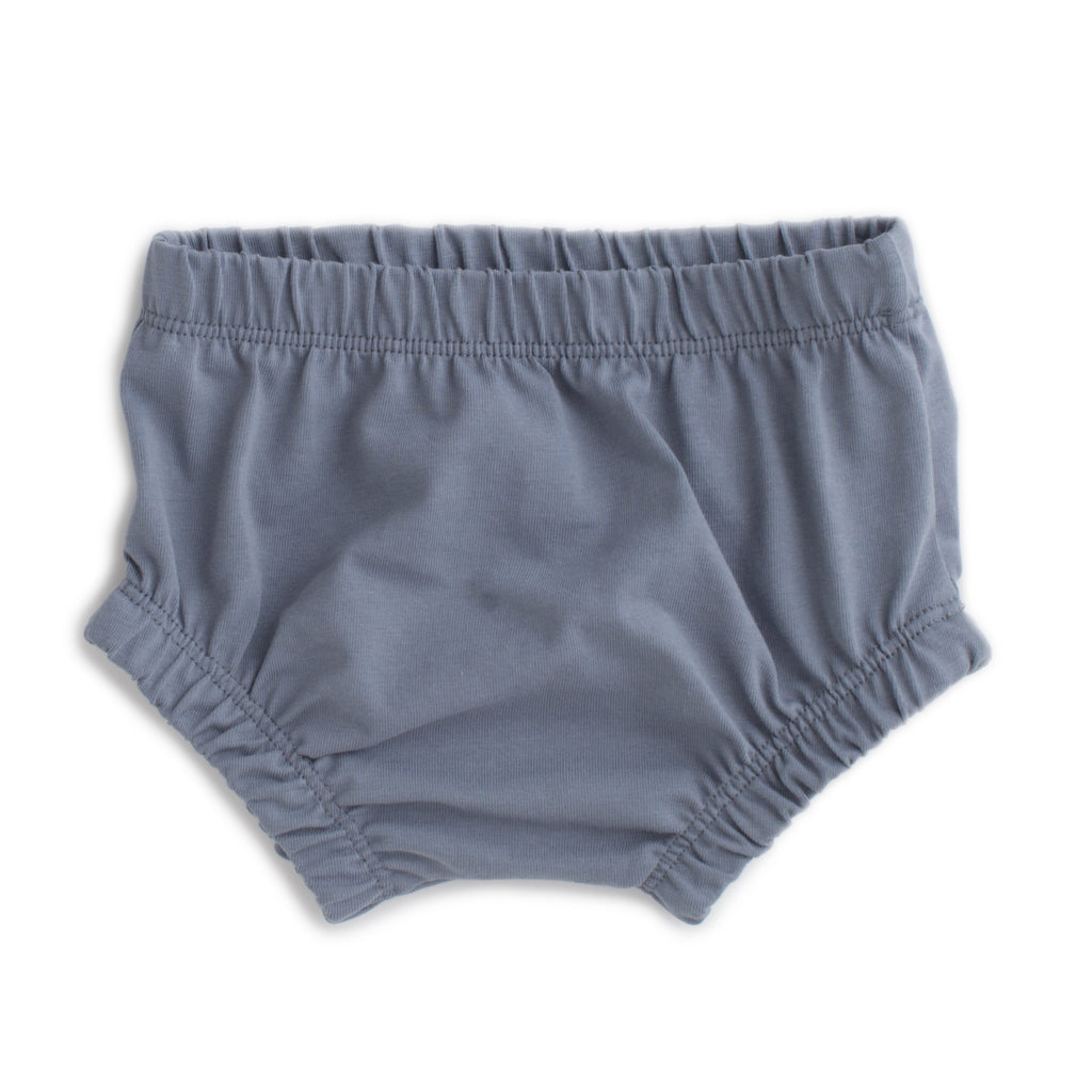 Bloomers - Solid Slate Blue