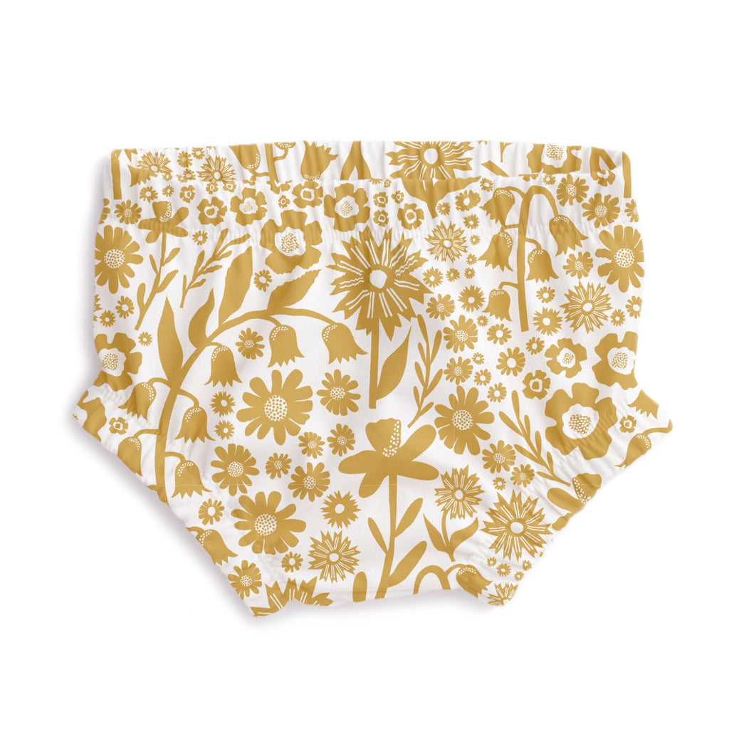 Bloomers - Dutch Floral Yellow